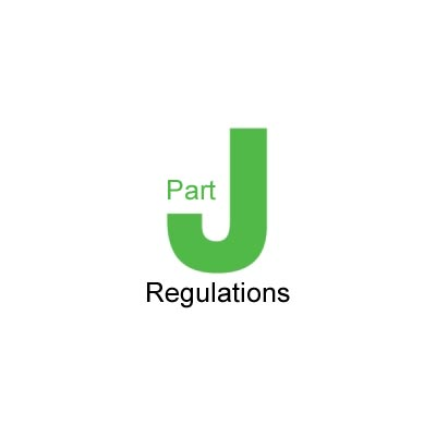 Part J Regulations Logo